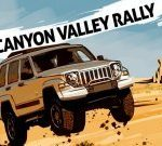 Canyon Vallei Rally