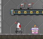 Robot Taart Defender