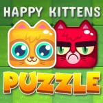 Gelukkig Kittens Puzzel