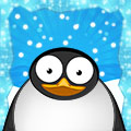 Pinguin Katapult